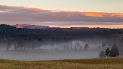 White Mountains Sunrise