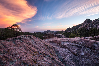 Wilderness of Rocks, Catalina Mountains