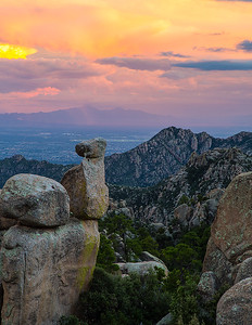 Wilderness of Rocks, Santa Catalina Mountains