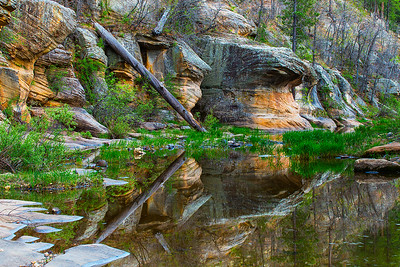 Pumphouse Wash, Coconino National Forest