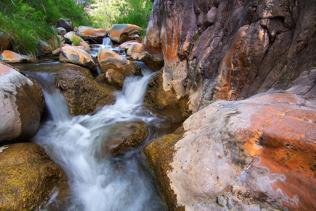 Haigler Creek Cascades