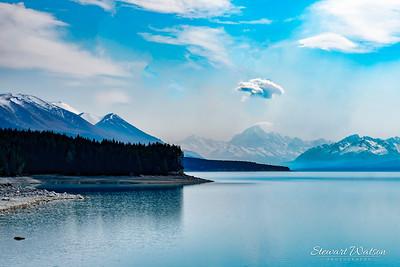 Lake Pukaki blues