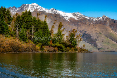 Lake Wakatipu (on route to Glenorchy)