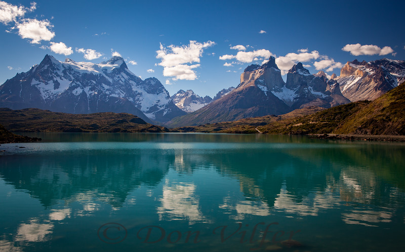Lake Peho in Patagonia