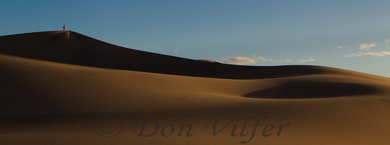 Photographer on the Dunes