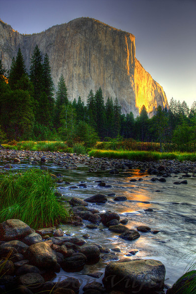 El Capitan Sunrise