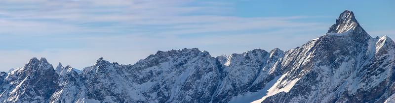 Dent d'Herens, Zermatt, Switzerland