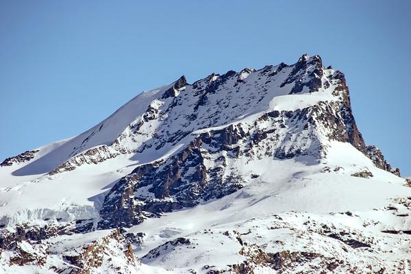 Rimpfischhorn, Zermatt, Switzerland
