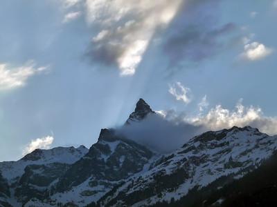 Dents du Midi, Champery, Switzerland