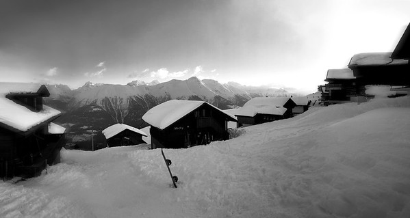 Fiescheralp, Aletsch Arena, Switzerland