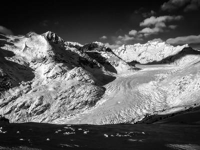 Aletsch Glacier, Aletsch Arena, Switzerland
