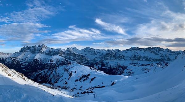 Les Crosets, Switzerland