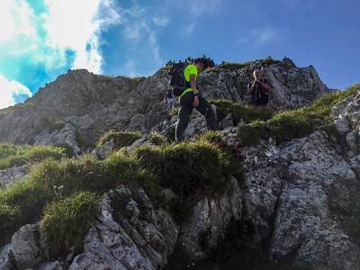 Cresta di Piancaformia, Grigna Settentrionale