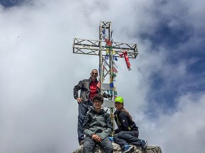 Grigna Settentrionale, 14 luglio 2018