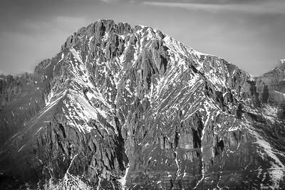 Grigna meridionale dalla cima del Resegone