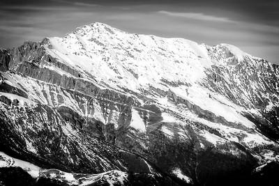 Grigna settentrionale dalla cima del Resegone