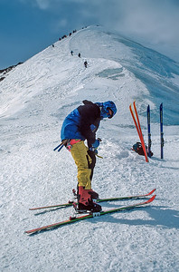 1997, Piz Palù, Switzerland