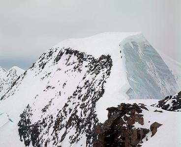 Piz Palù summit, Switzerland