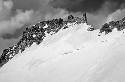 Gran Paradiso summit, 4.061m, Italy