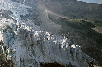 Tribolazione glacier, Gran Paradiso group, Alps