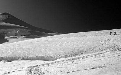 Allalinhorn (4.027m), Valais, Switzerland