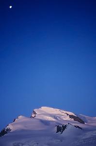 Strahlhorn (4.190m), Valais, Switzerland