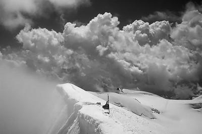 Punta Gniffetti (4.554m), Monte Rosa