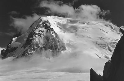 Mont Blanc du Tacul (4.248m), France