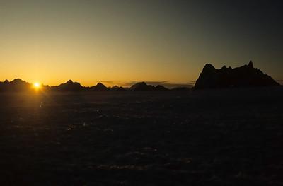 1994: Mont Blanc du Tacul
