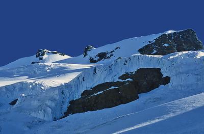 Eastern Breithorn, Breithorn Zwillinge and Roccia Nera, Italy