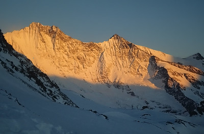 Dom and Nadelhorn, Valais, Switzerland