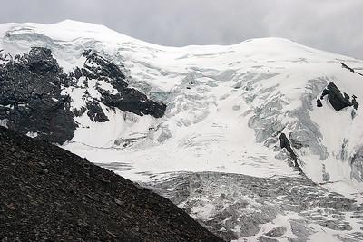 Weissmies (4.023m), Valais, Switzerland