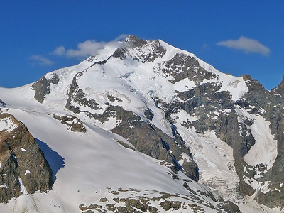 Piz Bernina (4.049m), Switzerland