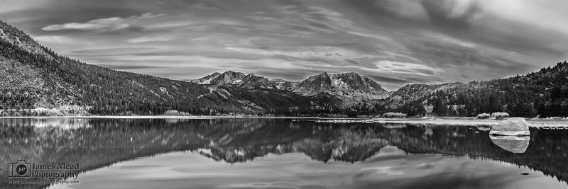 """""""June's Delight,"""" June Lake, Sierra Nevada Mountains, California"""