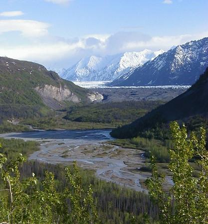 Southcentral Alaska's Coastal Range