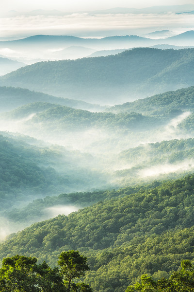 Ridge Upon Ridge