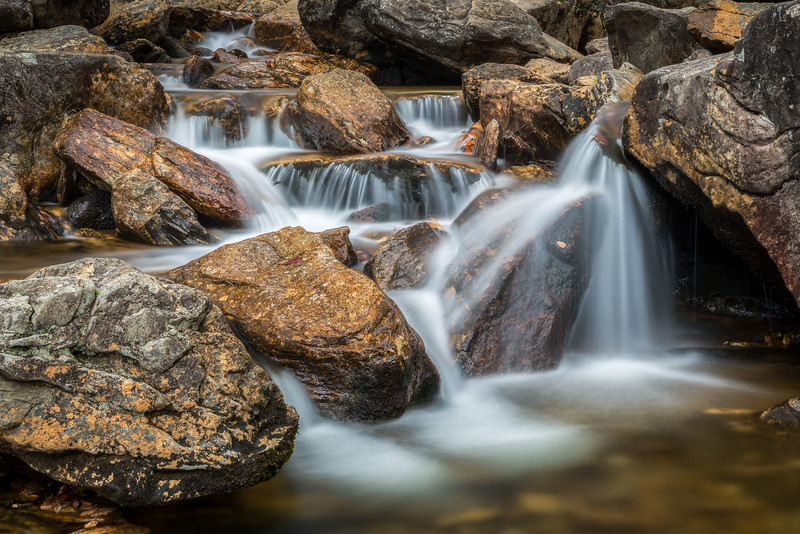 Lower Falls Cascades