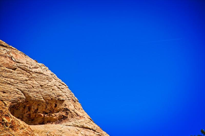 Red Rock Canyon near Las Vegas, NV