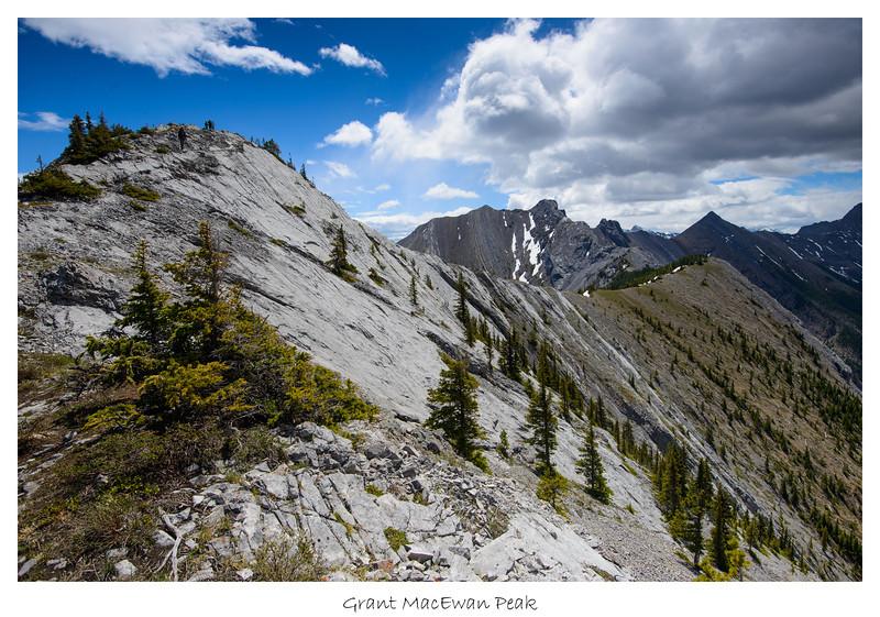 Grant MacEwan Peak