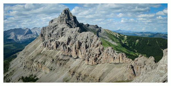 Seven Sisters Mountain