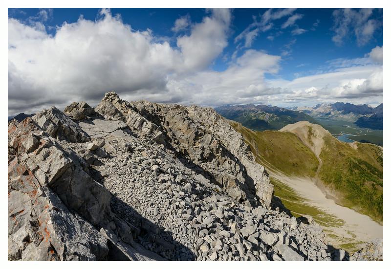 Mt. Indefatigable