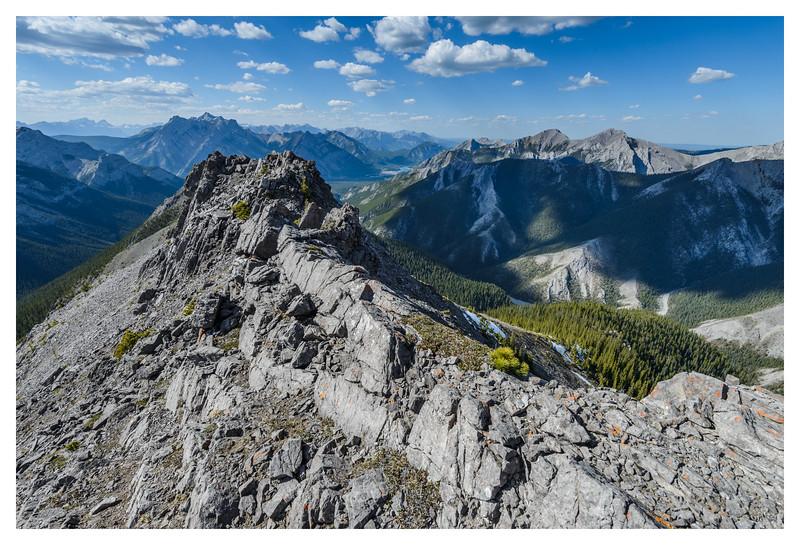 Wasootch Ridge
