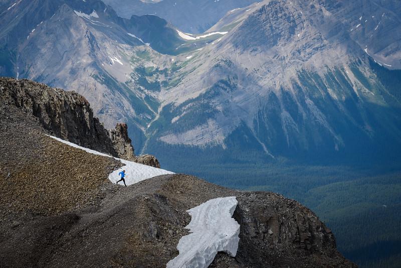 Snow Peak/Burstall Pass