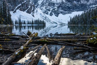 Rawson Lake / Sarrail Ridge