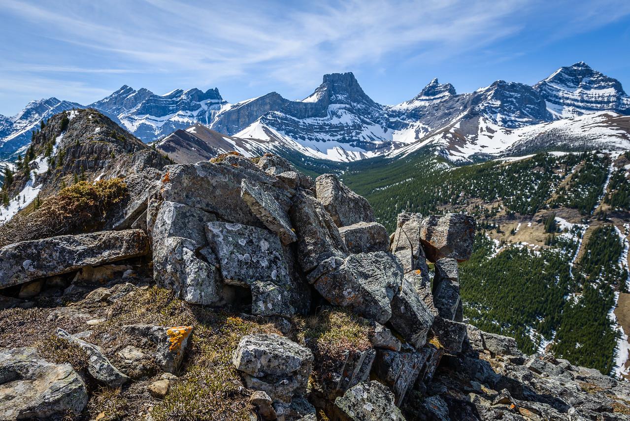 Fortress Ridge