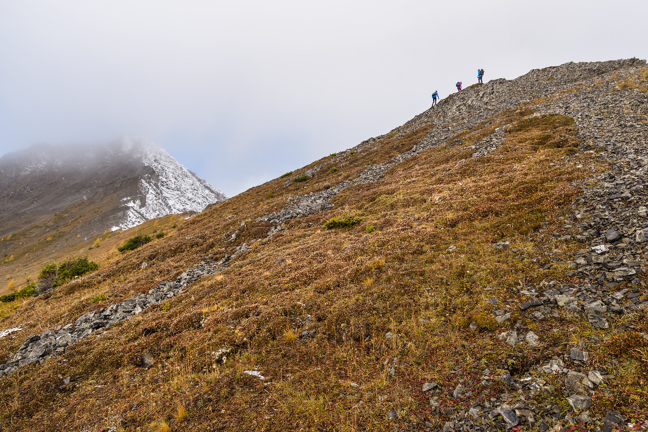 Mt Indefatigable
