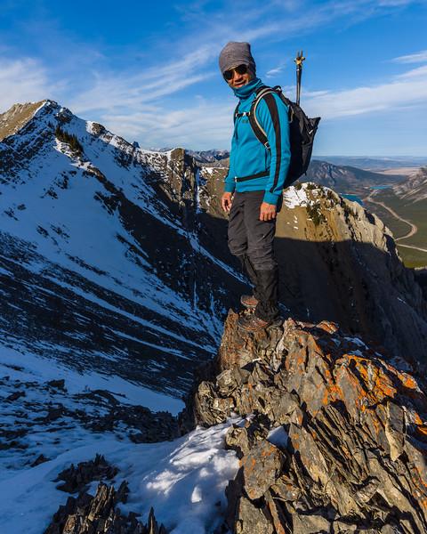 Wasootch Peak