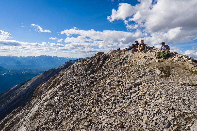 Another summit photo.