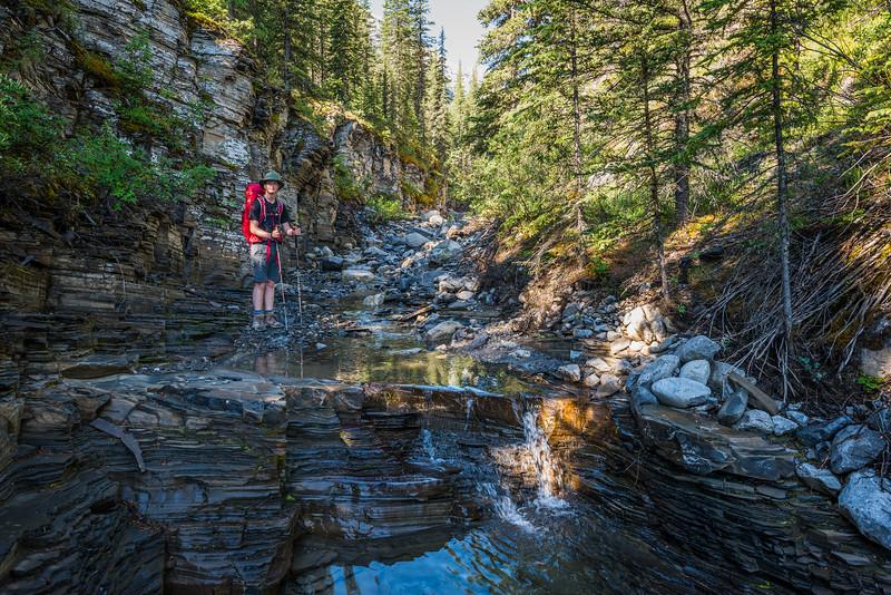 Creek approach