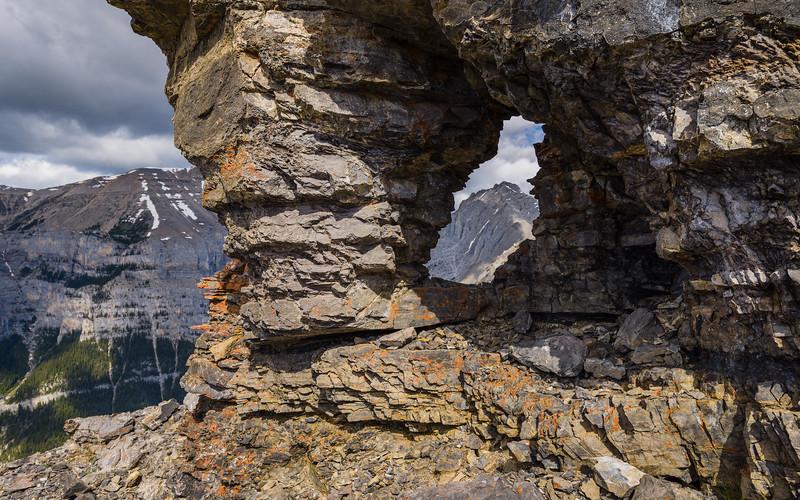 Rock window